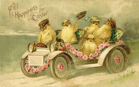 Vägen till påsk