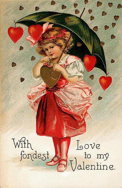 Retro alla hjärtans dag